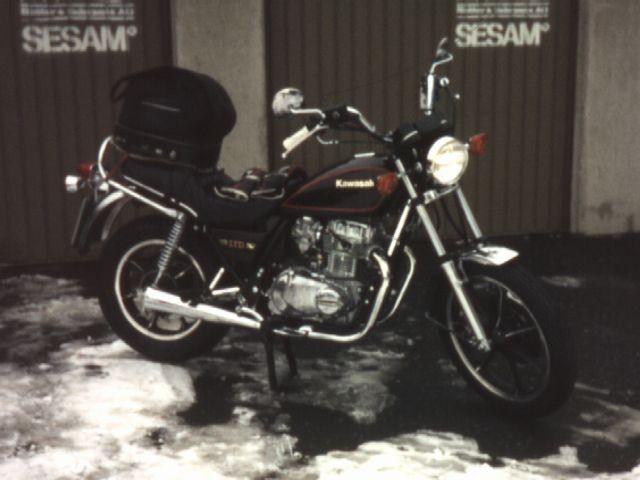 Kawasaki 440 LTD 1983 - 1987