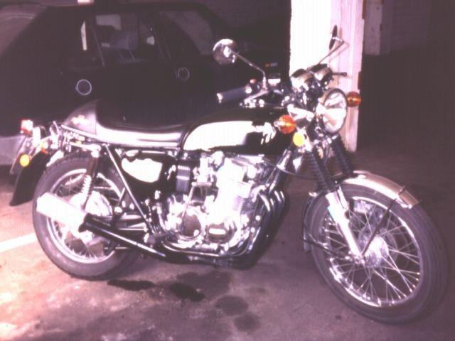 Honda CB 750 K6 1986 - 1991