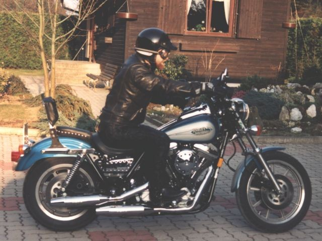 Harley Low Rider Convertible